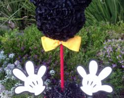 mickey mouse centerpiece 12 inch mickey mouse party