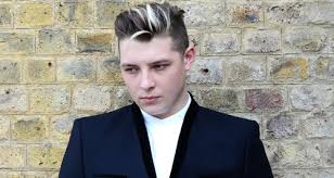 johnnuman hairstyle john newman expects bruno mars performance to be brit awards 2014