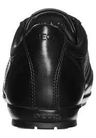 men casual shoes geox symbol slip ons black geox shoes sale
