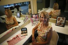 makeup classes for teenagers of modern charm schools in clarence teaches to put on