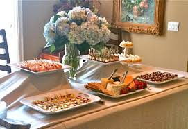 party table display ideas u2013 thelt co
