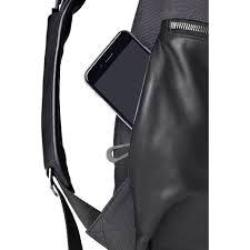 Split Cowhide Cote Et Ciel Nile Alias Split Cowhide Leather Backpack 28417