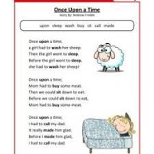 kindergarten reading comprehension worksheets page 3 of 6 have