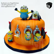 minion cakes missiles archives cakes by the regali kitchen