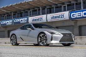 Lexus Lc 500 8th Place 2017 Motor Trend U0027s Best Driver U0027s Car