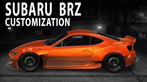 custom subaru brz wallpaper nfs no limits subaru brz rocket bunny customization and