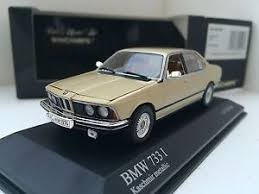 1977 bmw 7 series minichs 1 43 bmw 7 series 733i 1977 gold metallic 431023100