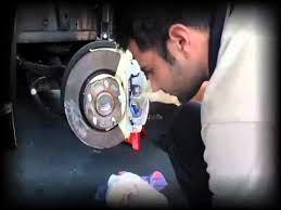 how to paint your brake calipers with por15 caliper kit youtube