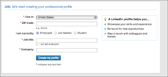 How To Put Resume On Linkedin Put Your Best Foot Forward On Linkedin
