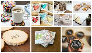 Diy Coasters Fun Diy Coaster Projects That Will Keep You Busy