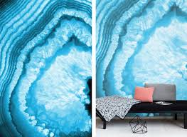 turquoise stone wallpaper mod design guru fresh ideas cleverly modern design geologic