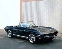 62 split window corvette chevrolet corvette c2