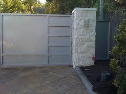 Self Closing Stair Gate by Gates Deck Rail