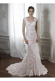 robe de mari e dentelle sirene robe de mariée sirène dentelle boutons 2015