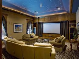 media rooms on a budget home design ideas