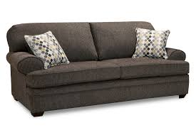 Sectional Sofa Pillows by Decor U0026 Tips Charcoal Sectional Sofa With Throw Pillows By