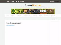 dramafire twitter angel eyes episode 3 dramafire com