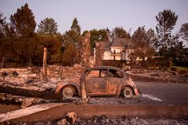 California Wildfires Global Warming by Why California U0027s Fires Are Bigger Deadlier And More Costly