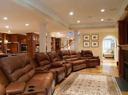 furniture unique small minimalist basement remodeling ideas with