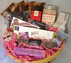 chocolate gift basket chocolate gift basket chocoholic the chocolate path