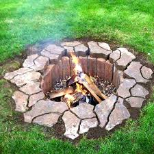amazing dyi outdoor fireplace inspirational build your own outdoor fire pit easy and fun diy fire