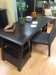 paula deen down home saw horse work table u2014 furnish this fine