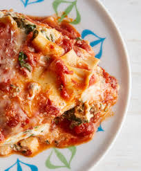 cuisine lasagne spinach and herb lasagna recipes instantpot com