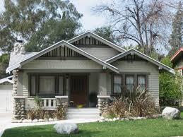 One Story Craftsman Home Plans Home Design Craftsman Bungalow Style Homes Southwestern Medium