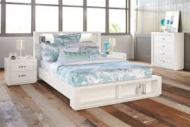 Queen Bedroom Set With Desk Outstanding White Lacquer Solid Oak Wood Harvey Norman Summit