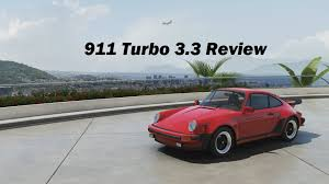 80s porsche wallpaper 1982 porsche 911 turbo 3 3 review forza motorsport 6 youtube