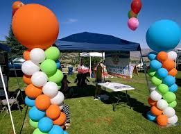 balloon delivery utah balloon columns utah balloon creations