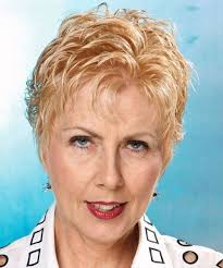 short hairstyles for women over 50 with fine thin hair cuts for