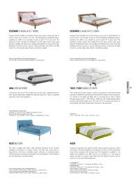 types of headboards ligne roset 2017 catalog by projects contemporary furniture issuu