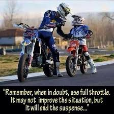 Motocross Meme - dirtbikexpress on twitter great parenting advice right there