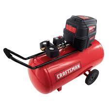 craftsman 16763 33 gal air compressor 1 6 hp horizontal