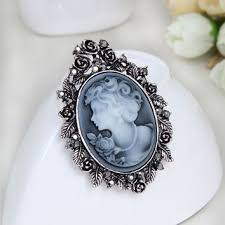 cameo antique necklace images Shop vintage cameo brooch on wanelo jpg