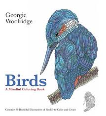 coloring book birds amazon