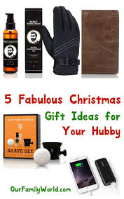 5 fabulous gift ideas for husbands ourfamilyworld