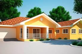4 Bdrm House Plans House Plans Ghana Jonat 4 Bedroom House Plan In Ghana