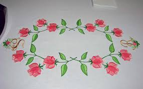 Free Embroidery Designs Cute Embroidery Designs - Table cloth design