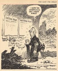 editorial cartoons of wwii in europe hti