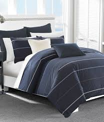 Dillards Bedroom Furniture Zi Navy Multi Nautica Bedding Collections Dillards Home Full Sets