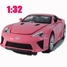 lexus lfa retail price 1 32 diecast car alloy toy pink lexus lfa sports car w light u0026sound