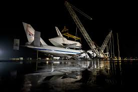 Resting Space New Homes For Space Shuttle Orbiters After Retirement Nasa