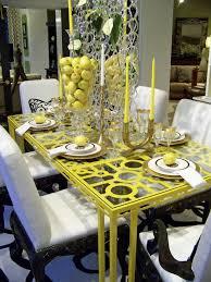 photos hgtv dining room table set with yellow decor loversiq