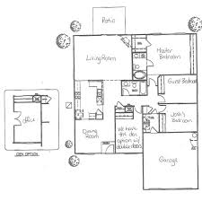 find floor plans for my house a floor plan modern house