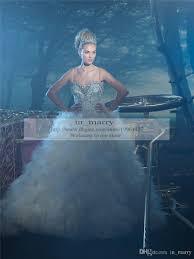 dar sara ball gown wedding dresses 2016 crystal rhinestone plus