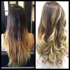 does hair look like ombre when highlights growing out fix my highlights archives sterling hairartist