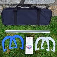 personalized horseshoe set horseshoes washers tosso