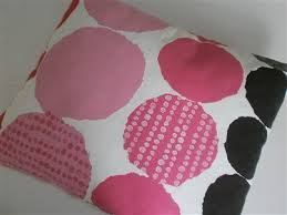 designers guild kissen xl kissen punkte 50 x 60 cm cushion dots designers guild pink